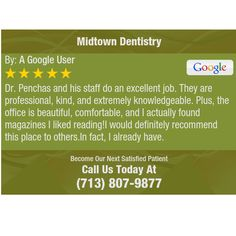 Dr. Penchas and his staff do an excellent job. They are professional, kind, and...