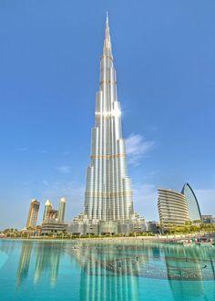 Burj Khalifa Tickets und Eintrittskarten erhalten Sie über unseren Buchungspartner.