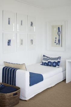 Indigo House Plett — Private House Co — Private House Co Home Decor Bedroom, Home Living Room, Plascon Colours, Indigo, Townhouse Designs, Palette, Soft Furnishings, White Walls, Interior Design