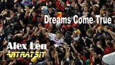 "Alex Len ""Dreams Come True"". Motivation. Мечты сбываются. Dreams come true. #Len #BcDream #AlexLen #Antratsit #Motivation #Dream #Homeland #streetball #basketball #fiba3x3 #Антрацит #Antratsyt #Donbass #игра #стритбол #мечта #мотиватор #3x3 #СДЮСШОР #game #play #баскетбол #родина #live #nba #нба #Suns #Phoenix"