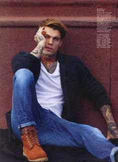 Men's Health Spain - Denim Rules
