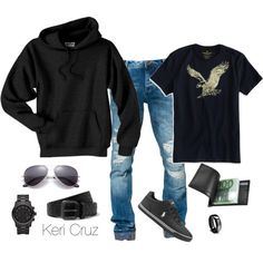 Laid back by keri-cruz on Polyvore featuring Giorgio Fedon 1919, American Eagle Outfitters, Zara, Polo Ralph Lauren, Bottega Veneta and Michael Kors