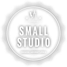Small Studio - Graphic design for print and digital in Melbourne, Australia    Nice site and fun work!