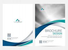Brochure template flyer design vector background - Buy this stock vector and explore similar vectors at Adobe Stock Flyer Design, Flugblatt Design, Design Vector, Template Flyer, Brochure Template, Banner Vertical, Modele Flyer, Company Profile Design, Brochure Cover Design