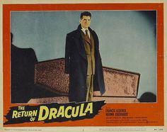 The Return of Dracula (1958) - Francis Lederer
