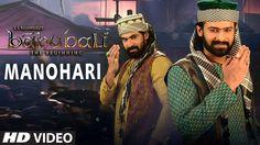 Manohari Video Song || Baahubali || Prabhas, Rana, Anushka, Tamannaah, B...