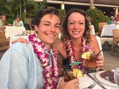 Le couple prévoit de se marier l'année prochaine en août dans l'état de Washington. | La réponse parfaite d'une mamie qui a appris que sa petite-fille était gay