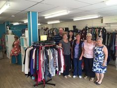 Thank you to all the volunteers for all their hard work over last two weeks helping to transform our Ashby shop.