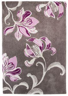 Vallila Interior AW14, Krookus rug lilac 160x230cm
