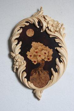 Rococo Appletree - KajArnold Design
