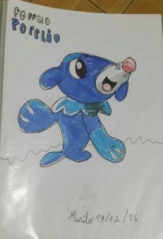 Popplio - Pokemon
