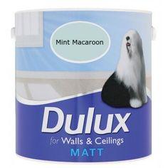 Dulux Emulsion Matt & Silk 2.5L - Mint Macaroon
