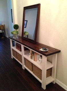 Skinny Hallway Table Narrow Entry Ideas Entryway On Side Ears To Save The