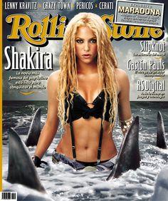 Shakira Mebarak of Barranquilla - Celebrities female - Lenny Kravitz, Female Guitarist, Female Singers, Neil Young, Evanescence, Famous Celebrities, Celebs, Shakira Style, Sport Tv