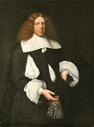 Jan Albertsz. Rotius, Portrait of a 33-year-old man, 1659 - Westfries Museum Hoorn (Renckens cat. nr. 38)