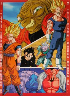 Te explico porque Dragon Ball Z cambió su estilo de dibujo