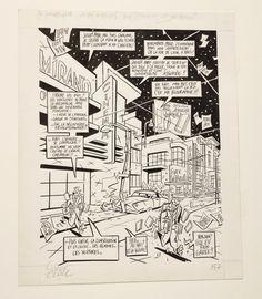 Le JOURNAL YVES ET SERGE EN VADROUILLE by Serge Clerc - Comic Strip
