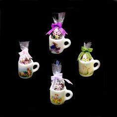 Doll's House Miniature Easter Egg in Easter Mug