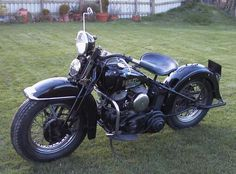 1943 Harley Davidson WLC Classic Motorcycle Pictures