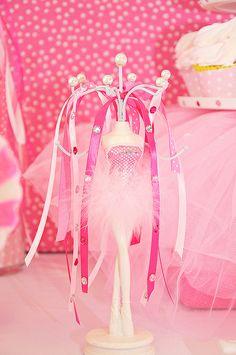 Barbie doll tutu