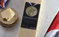 Packaging to 'Champion' the Olympics