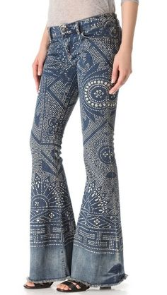 In love with those!!! Bali Flare Jeans