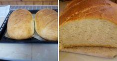 Egyszerűen, gyorsan finomat! Ennél finomabb kenyeret nem igazán lehet elképzelni. Hozzávalók 1 kg liszt (Bl55), 5 dkg élesztő, 1 ek só, víz amennyit felvesz. Elkészítés Élesztőt langyos vízbe felfuttatom. Összegyúrom a hozzávalókat, tészta közepes állagú legyen. Hagyom kelni, ha megkelt kétfelé veszem és lazán átgyúrom őket. Tepsibe teszem, megformázom és megint pihentetem. Előmelegített sütőbe teszem, … Kenya, Fondant, Sweets, Homemade, Cookies, Baking, Recipes, Bread, Crack Crackers