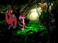De roze panter - Hokus Pokus Pink - deel 6 - We moeten onze tocht voortzetten