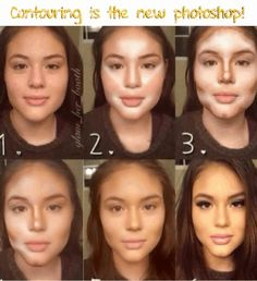 ●► Best Makeup Trick Ever! Contouring is the New Photoshop! #NoFilter