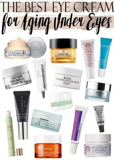 The Best Eye Cream for Aging Undereyes
