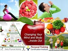 Changing your mind and body inside out #ptcinstitute #personaltrainingcertification #MindAndBody #change #health