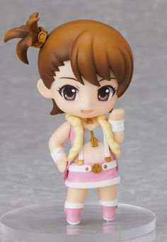 IDOL MASTER 2 Nendroid Petit AMI FUTAMI Official figure JAPAN