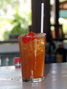 The Bajan Rum Punch