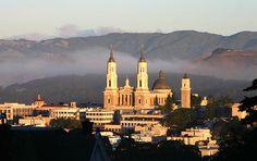 My school University of San Francisco <3