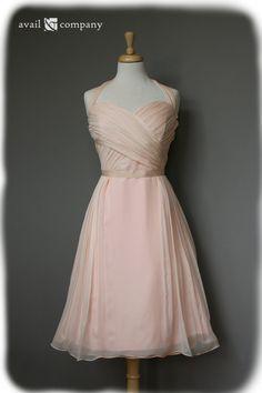 Light Pink Wedding Dress Short Wedding Gowns 17a4209d8ea2