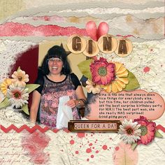 The Digichick :: Collections :: Queen for a Day Bundle