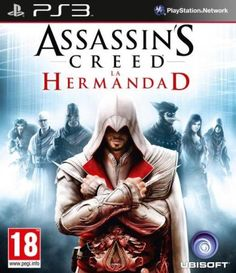Assassins Creed La hermandad (Brotherhood) #AssassinsCreed #AssassinsCreedBrotherhood #Assassins #Brotherhood #EzioAuditore #todosUnidos #ACLaHermandad #ACBrotherhood