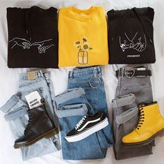Source by Fashion outfits Teen Fashion Outfits, Edgy Outfits, Cute Casual Outfits, Retro Outfits, Fall Outfits, Vintage Outfits, Summer Outfits, 90s Fashion, Artsy Outfits
