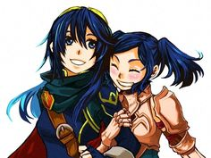 Daughters of the Exalt, Cynthia and Lucina