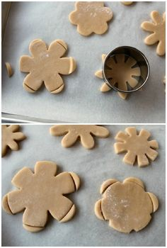 Sprockets and GearCookies http://www.sweetsugarbelle.com/2012/08/robot-sprocket-and-gear-cookies/