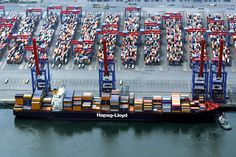 Hapag-Lloyd to Reach Deal to Buy CSAV in January – REPORT