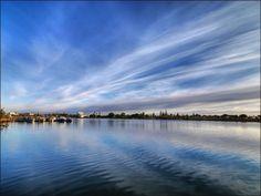 Leschenault Inlet Bunbury Western Australia
