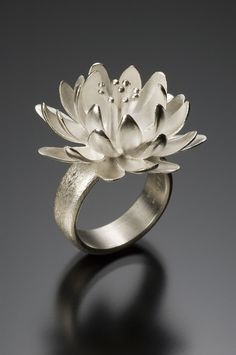 water lily ring