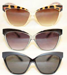 Cat Eye Brille Sonnenbrille schwarz leopard silber Akzent 335 Rockabilly Pinup b6xG1