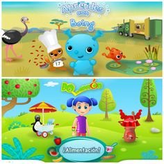 Four Spanish Apps for Preschoolers!