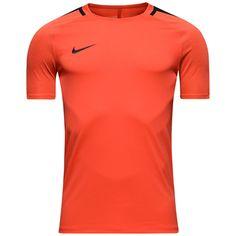 Nike Trænings T-Shirt Dry Squad Prime - Orange/Sort   www.unisport.dk