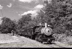 RailPictures.Net Photo: BRW 60 Black River & Western Steam 2-8-0 at Ringoes, New Jersey by Mitch Goldman