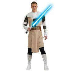 Force Warrior αντρική στολή ενηλίκων πολεμιστής Jedi