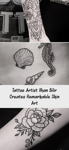 Tattoo Artist Ilhan Bilir Creates Remarkable Skin Art   #tattoo #tattoos #tattoodesign #tattooidea #tattoomodels #ClassicArtTattoo #HistoryOfArtTattoo #ArtTattooSleeve #ArtTattooForWomen #TraditionalArtTattoo Tattoo Trends, Skin Art, Tattoo Models, Sleeve Tattoos, Tattoo Artists, Tattoo Designs, Tattoo Sleeves, Design Tattoos, Tattoo Patterns