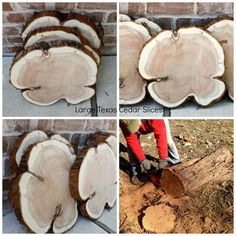 """Rustic Wood Slice, Centerpiece, Large Cedar Wood Piece, 12""""-14"""" diameter, wedding decor, cake stand or serving tray, woodland or barn themes"""